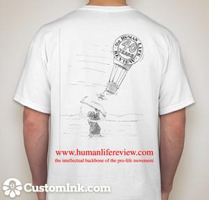 human-life-review-t-shirt